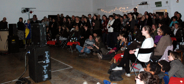Audience Ubersong